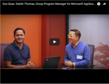 2016 Year in Review: Microsoft AppSource with Microsoft's Satish Thomas [Video Interview]
