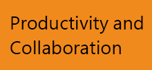Get busy! Explore productivity and collaboration sessions at Ignite.