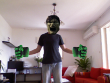 Kinect – Getting Started – Become The Incredible Hulk