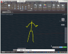 AutoCAD'ing with the Kinect for Windows v2