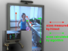 The Kinect helps in Post Traumatic Rehabilitation