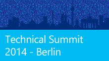 Microsoft Technical Summit 2014