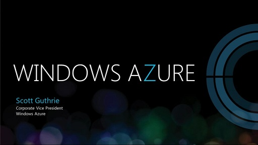 Meet the New Windows Azure