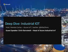 Deep Dive: Industrial IoT