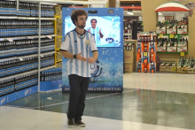 Kinect to suds (and soccer)