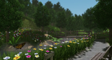 The Forest Project, Unreal 4 and the Kinect, could help in Alzheimer's and dementia care