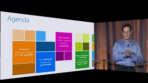 Herb Sutter: Visual C++ for Windows 8