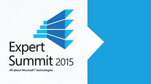 Expert Summit 2015 - All about Microsoft Technologies