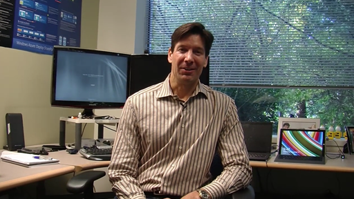 Azure IaaS Week Promo: Mark Russinovich