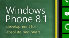 Windows Phone 8.1 Development for Absolute Beginners