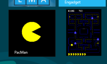 Pac[Metro]Man - Recreating PacMan for Metro with a little help from F#