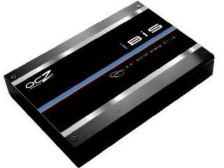 OCZ's Ibis SSD Offers Blistering Speeds, With a Capital B