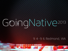 GoingNative 2013