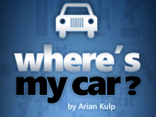 Where's My Car?