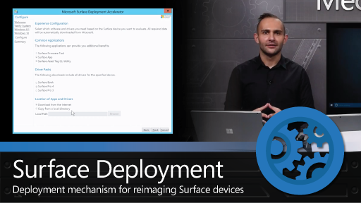 Simplifying Surface imaging with the Surface Deployment Accelerator