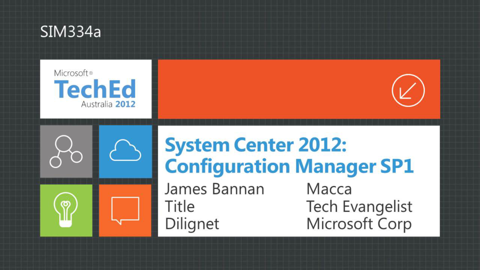 vFuture – Configuration Manager 2012 SP1 – BEHOLD THE AWESOME!!