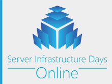 Server Infrastructure Days Online - 2014