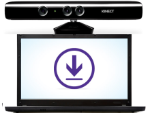 When deploying Kinect apps, ensure the runtime, components and device are ready...