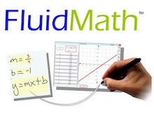 FluidMath App With Pen and Touch Features Now in Windows Store