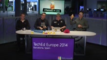 Edge Show 124 - TechEd Europe Recap