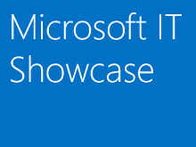 Microsoft IT Showcase