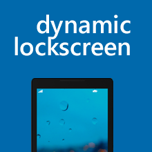 Dynamic Lockscreen Changer for Windows Phone 8, Built With ASP.NET MVC and Azure Mobile Services