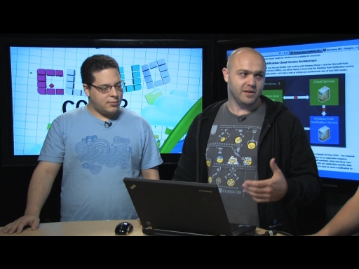 Episode 59 - Using the Windows Push Notification Service with Windows Azure