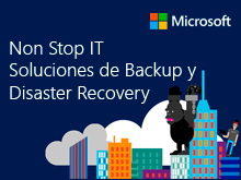 Non Stop IT! - Soluciones de backup y disaster recovery