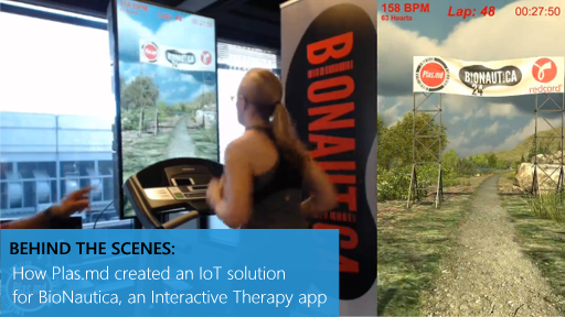 Behind the Scenes: How Plas.md created an IoT solution for BioNautica, an Interactive Therapy app