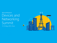 Devices and Networking Summit 2015
