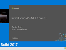 Introducing ASP.NET Core 2.0