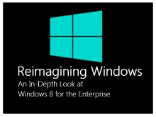 Reimagining Windows: An In-Depth Look at Windows 8 for the Enterprise