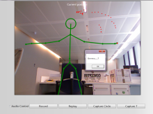 Templated posture detector, Voice Commander and NuGet package now available in v1.1 of the [David Catuhe] Kinect Toolkit