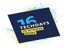 TechDays 2016 The Netherlands