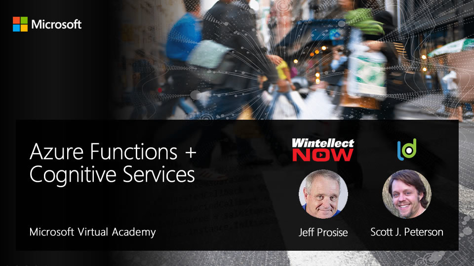 Module #3: Azure Functions + Cognitive Services