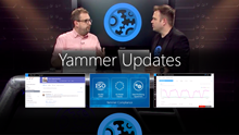 Yammer updates – From new user experiences to new IT controls