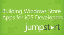 Building Windows Store Apps for iOS Developers