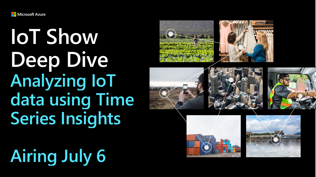 deep dive times series insights