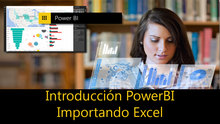 PowerBI - Importando Excel