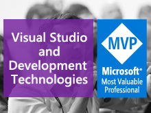 MVP: Visual Studio and Development Technologies