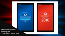 Behind the Scenes: Making the 2016 Iowa Caucus App