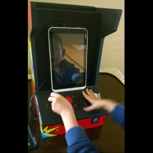 Building a Windows 8 Powered Mini-Arcade Machine