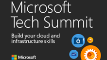 Microsoft Tech Summit Washington, D.C Keynote