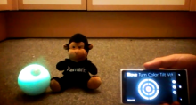The Ball is in our court and control with the Sphero C# Controller (WP8, MonoDroid, MonoTouch and more)