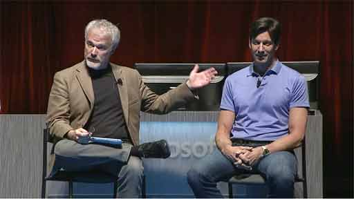 Mark Russinovich and Mark Minasi on Cloud Computing
