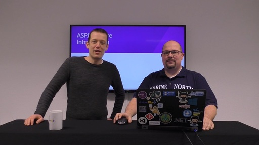 .NET Core Serie - ASP.NET Core Introductie