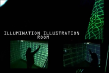 Illuminating Illustration Room with the Kinect