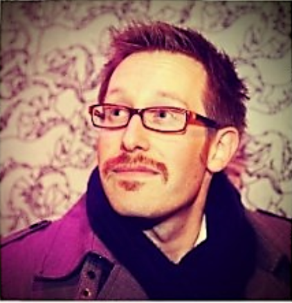 Simon May Moustache