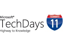 TechDays 11 Switzerland