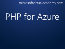 PHP for Azure